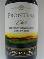 CONCHA Y TORO FRONTERA CAB/MERLOT 187ml